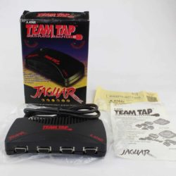 Atari Jaguar Team Tap Multi-Player Adapter (Boxed)