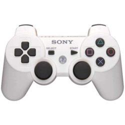 Sony DualShock 3 Sixaxis Controller - Trådløs - Hvid