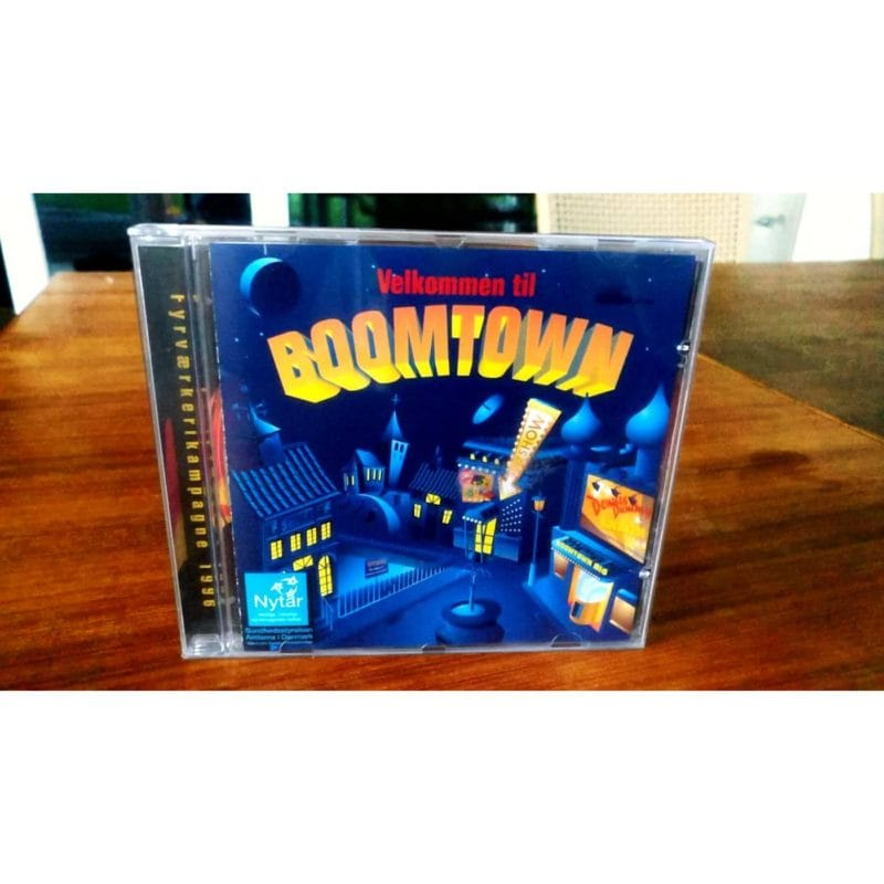Velkommen til Boomtown - Fyværkerikampagne 1996 (PC)