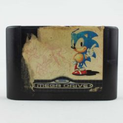 Sonic the Hedgehog (SEGA Mega Drive - Cartridge)