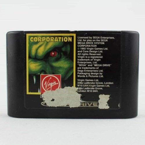 Corporation (SEGA Mega Drive - Cartridge)