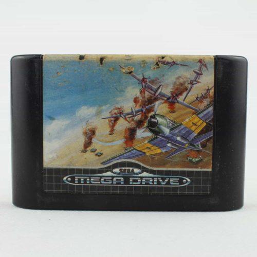 Twin Hawk (SEGA Mega Drive - Cartridge)