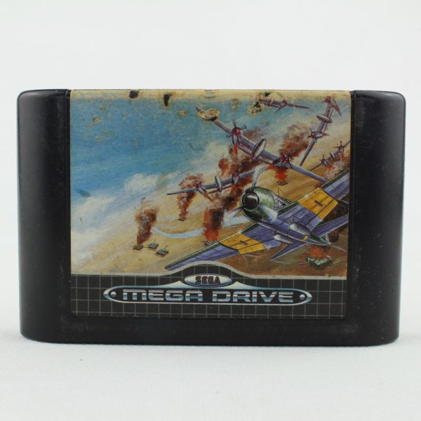 Twin Hawk (SEGA Mega Drive - Cartridge)