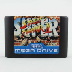 Super Street Fighter II (SEGA Mega Drive - Cartridge)