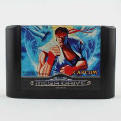 Street Fighter II: Special Champion Edition (SEGA Mega Drive - Cartridge)