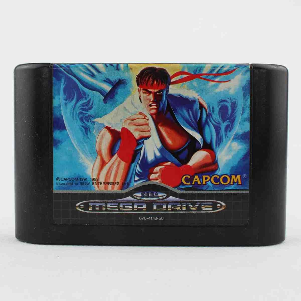 Street Fighter II: Special Champion Edition (SEGA Mega Drive - Cartridge)