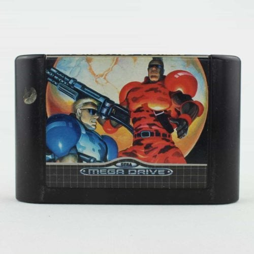 Forgotten Worlds (SEGA Mega Drive - Cartridge)