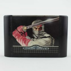 The Revenge of Shinobi (SEGA Mega Drive - Cartridge)