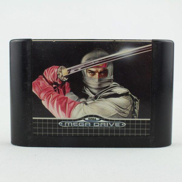 The Revenge of Shinobi (SEGA Mega Drive - Cartridge)