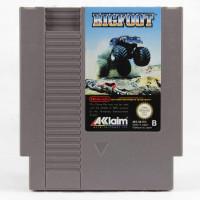 Bigfoot (Nintendo NES, PAL-B, SCN)