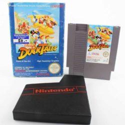 Disney's DuckTales (NES, CB, PAL-B, SCN)