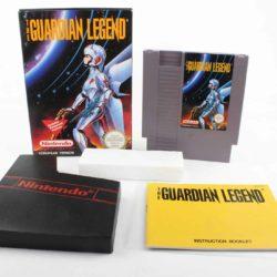 The Guardian Legend (NES, CIB, PAL-B, SCN)