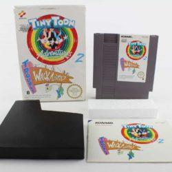 Tiny Toon Adventures 2: Trouble in Wackyland (Nintendo NES, CIB, PAL-B)