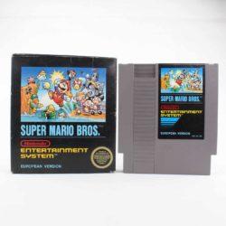 Super Mario Bros. (Nintendo NES, Small Box, PAL-B, SCN)
