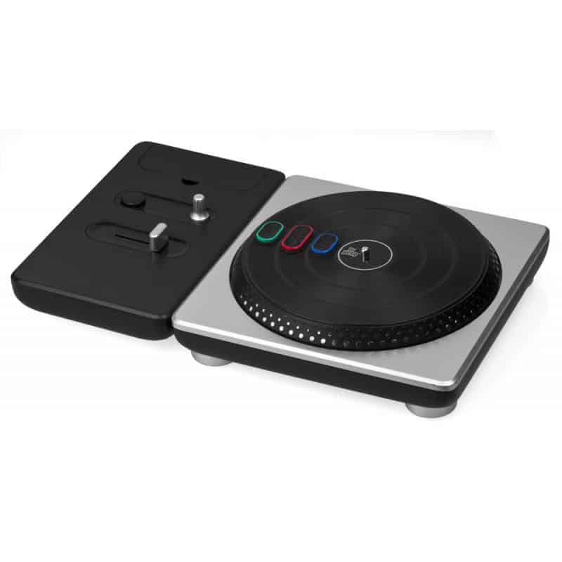 DJ Hero Turntable (Nintendo Wii)