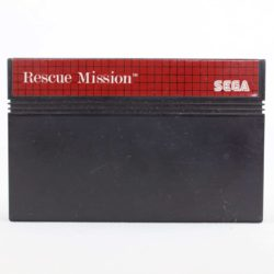 Rescue Mission (SEGA Master System)