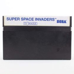 Super Space Invaders (SEGA Master System)