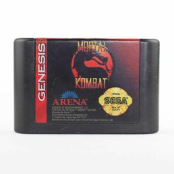 Mortal Kombat (SEGA Genesis - Cartridge)