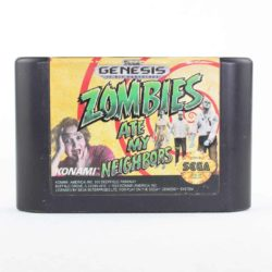 Zombies Aty My Neighbors (SEGA Genesis - Cartridge)