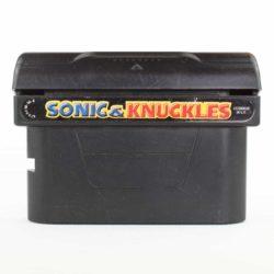 Sonic & Knuckles (SEGA Mega Drive - Cartridge)