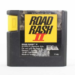 Road Rash II (SEGA Mega Drive - Cartridge)