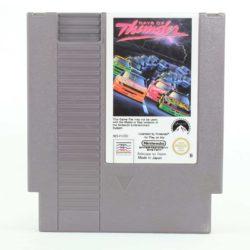 Days of Thunder (Nintendo NES, PAL-B, SCN)