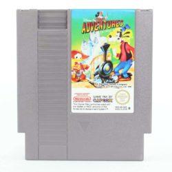 Disney Adventures in the Magic Kingdom (Nintendo NES, PAL-B, SCN)