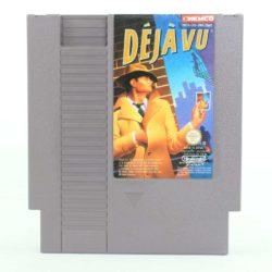 Deja Vu (Nintendo NES, PAL-B, SCN)