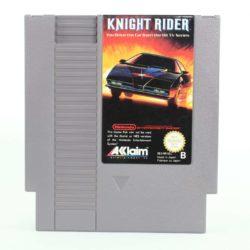 Knight Rider (Nintendo NES, PAL-B, SCN)