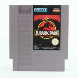 Jurassic Park (Nintendo NES, PAL-B, SCN)