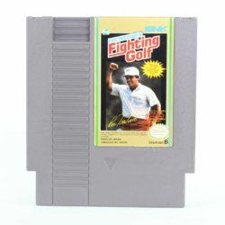 Lee Trevino's Fighting Golf (Nintendo NES, PAL-B, SCN)