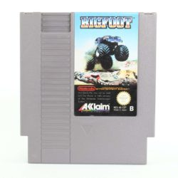 Bigfoot (Nintendo NES, PAL-B)