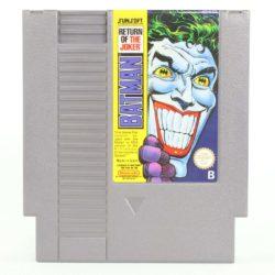 Batman: Return of the Joker (Nintendo NES, PAL-B, SCN)