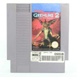 Gremlins 2: The New Batch (Nintendo NES, PAL-B, SCN, Yapon)