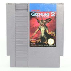 Gremlins 2: The New Batch (Nintendo NES, PAL-B, SCN)