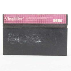 Choplifter (SEGA Master System)