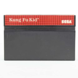 Kung Fu Kid (SEGA Master System)
