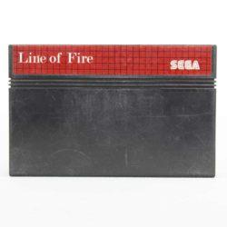 Line of Fire (SEGA Master System)