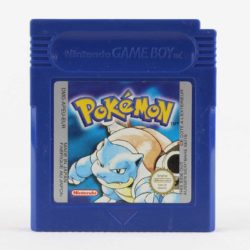 Pokémon Blue Version (Game Boy)
