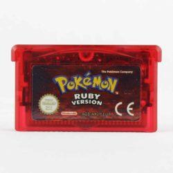 Pokémon Ruby Version (Game Boy Advance)