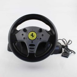 Guillemot Ferrari Steering Wheel (PS1 / PS2)