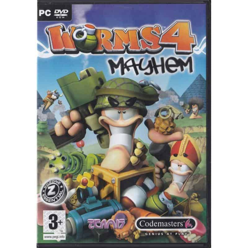 Worms 4: Mayhem (PC)