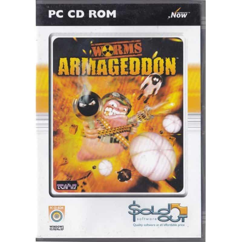 Worms: Armageddon (PC)