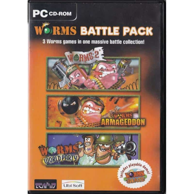 Worms Battle Pack (PC)