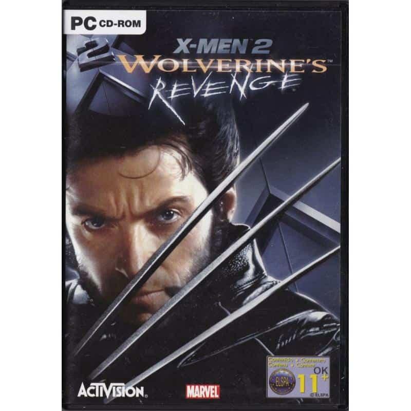 X-Men 2: Wolverine's Revenge (PC)