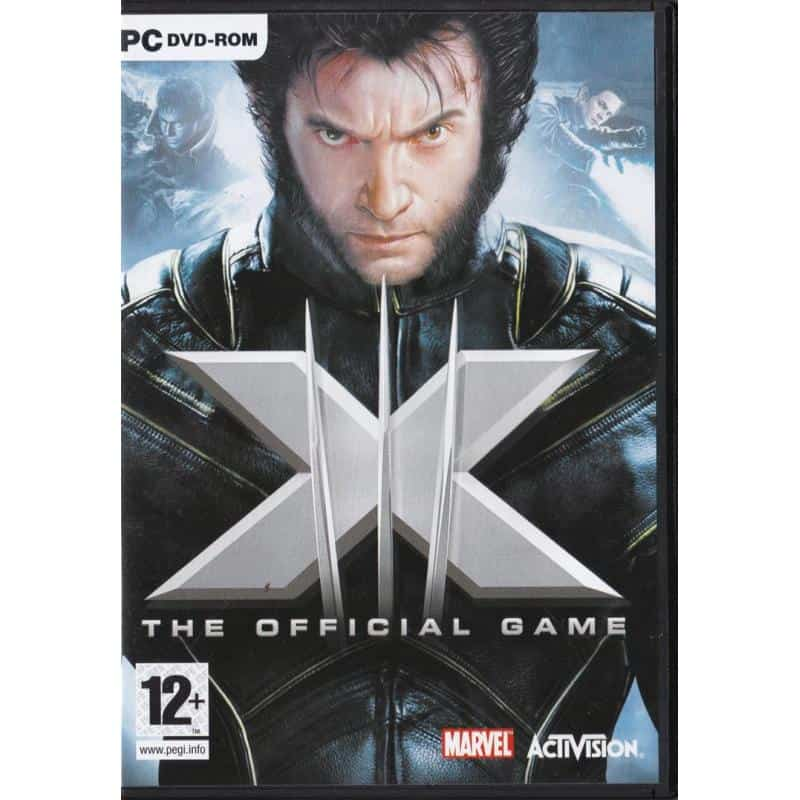 X-Men: The Official Game (PC)
