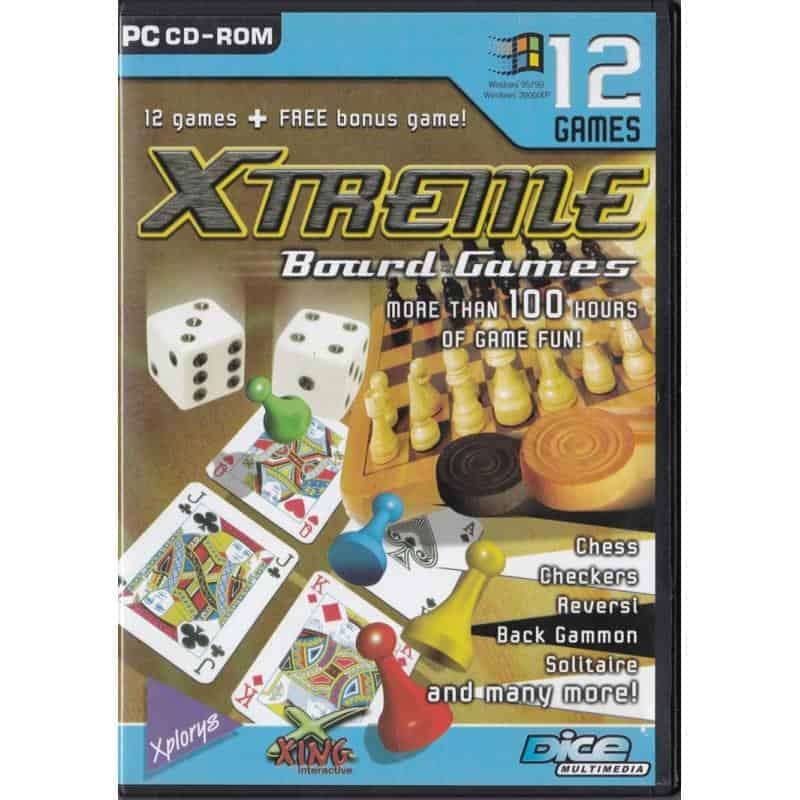Xtreme Board Games (PC)