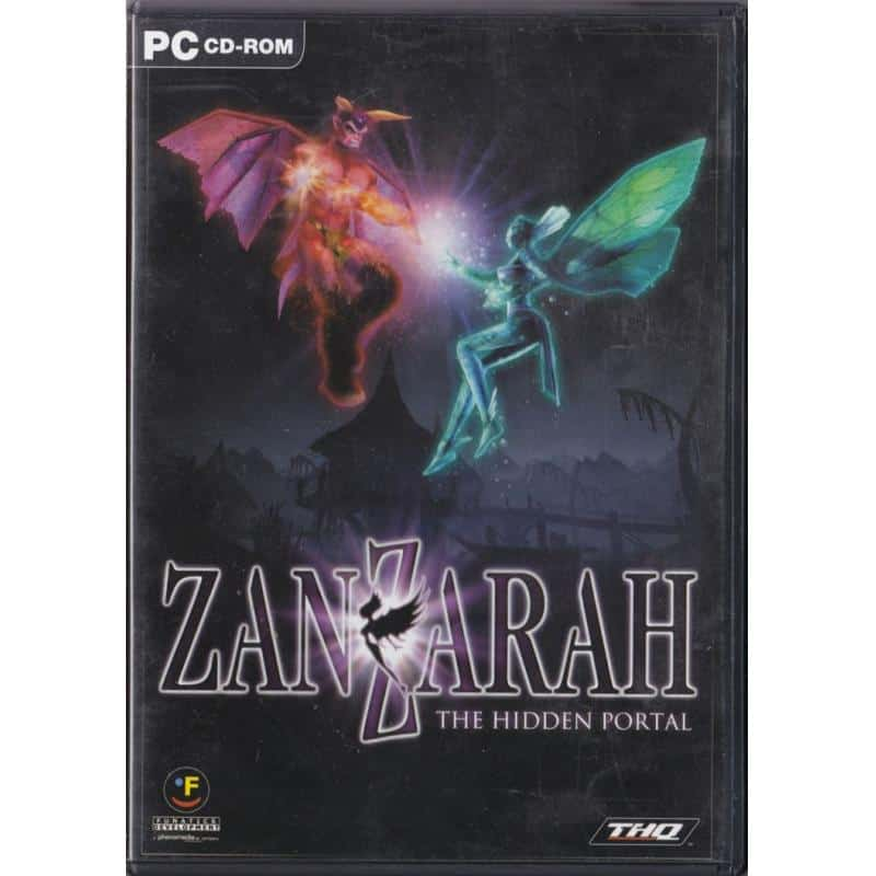Zanzarah: The Hidden Portal (PC)