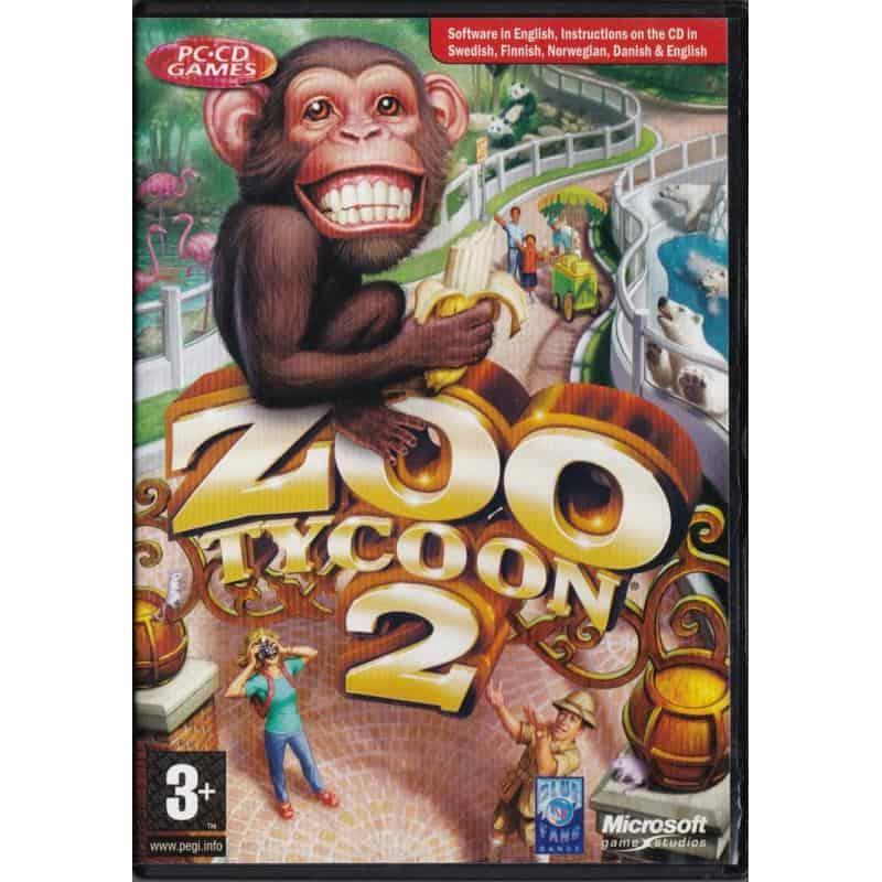 Zoo Tycoon 2 (PC)