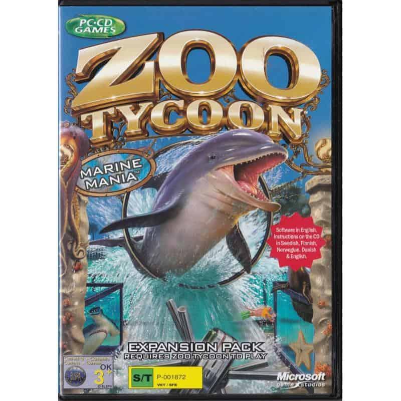 Zoo Tycoon: Marine Mania (PC)